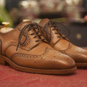 Derby shoes – versatile and fancy!