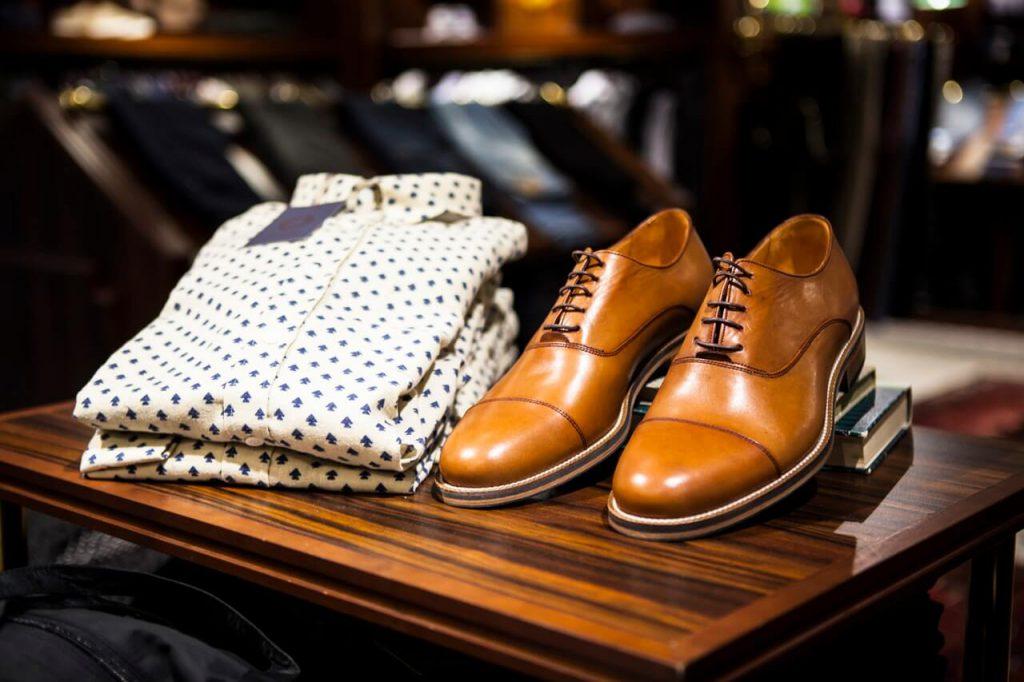 Hochwertige Oxford Schuhe