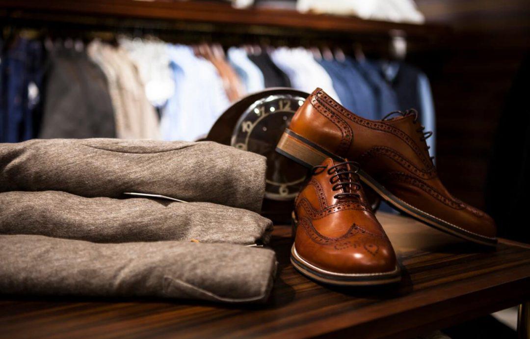 Oxford shoes – English elegance