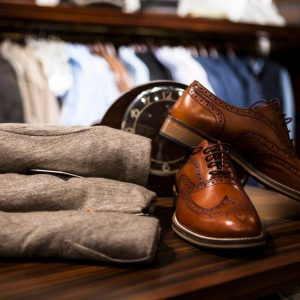 Oxford shoes – English elegance