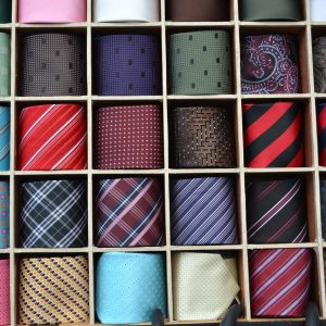 Types of ties
