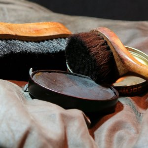Richtige Schuhpflege für Lederschuhe