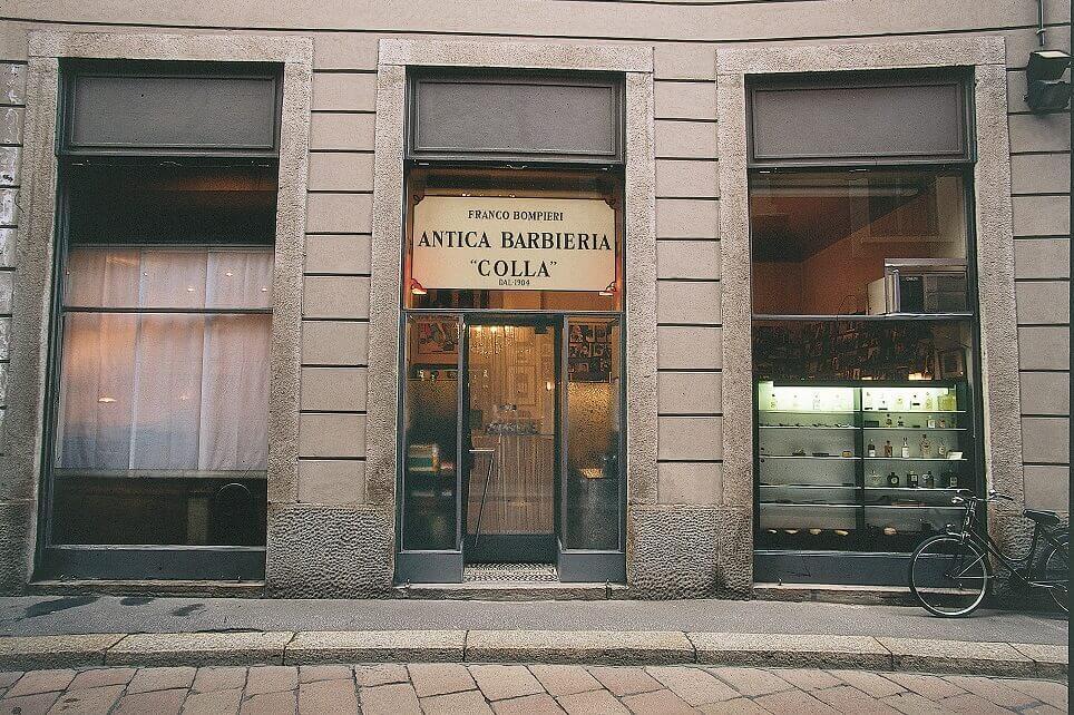 Antica Barbieria Colla – Herrenpflege aus Italien