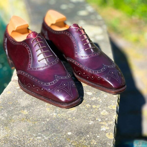 Wayman Bespoke – ordering semi-bespoke shoes online