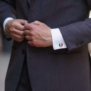 Barbarulo – handmade cufflinks from Naples