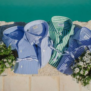 Mazzarelli – handgefertigte Hemden aus Italien