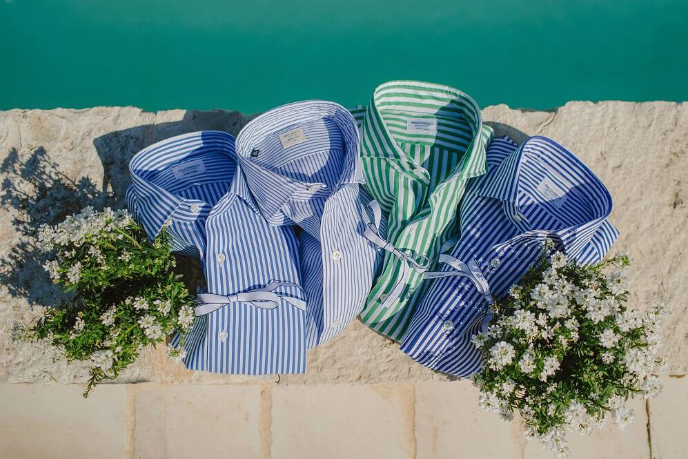 Mazzarelli – handmade top-quality shirts from Italy