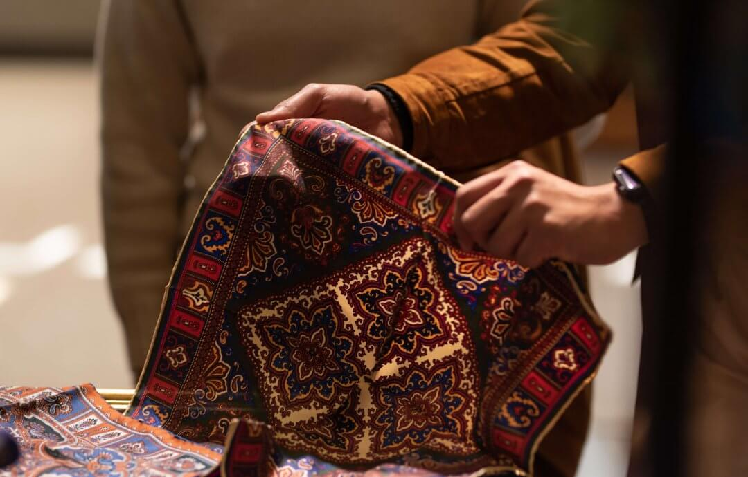 Serà Fine Silk – hochwertige Accessoires aus Italien